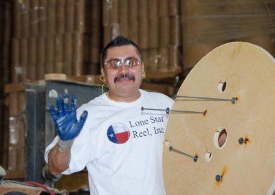 Lone Star Reel Texas employees