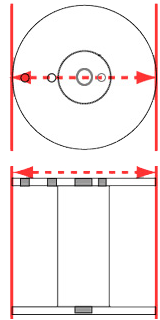 Flange Diameter Diagram